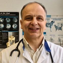 Dr Bruno Lailheugue